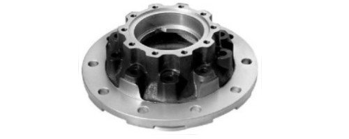 Scania Rear Wheel Hub