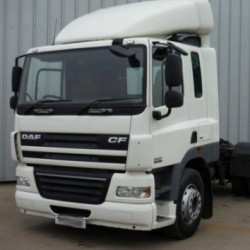 Daf CF XF for sale Ex contract export africa