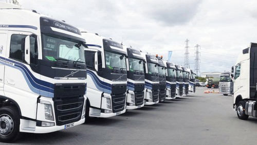 Volvo Used Trucks makes the news at ten years